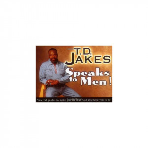 amazon com jakes speaks men life changing paperback dp b008 t d jakes ...