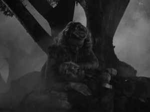 the wolf man 1941 clip name larry is bitten by the werewolf part 2 11 ...