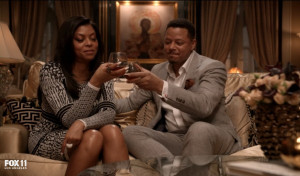 Cookie and Lucious toast