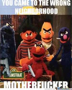 Rmx Sesame Street Meme Center