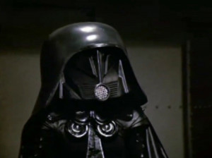 Photo of Rick Moranis as Dark Helmet from
