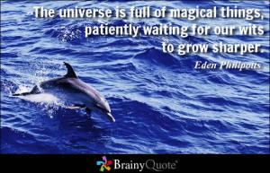 Eden Phillpotts Quote