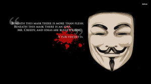 for Vendetta quote wallpaper: Quotes Comic, Quotes Macbeth, Quotes ...