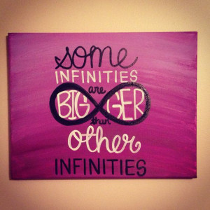 The Fault In Our Stars Quote Canvas Painting; I love the spontaneity ...