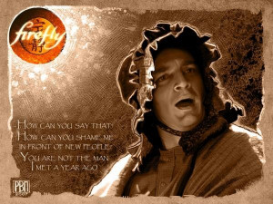 Firefly quotes famous best sayings shame