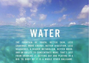 ocean inspiration quotesBody, Fit, Kangen Water, Inspiration, Quotes ...