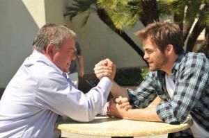 Photo: The Captain Kirks Arm Wrestle