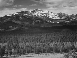 Ansel Adams Photographs