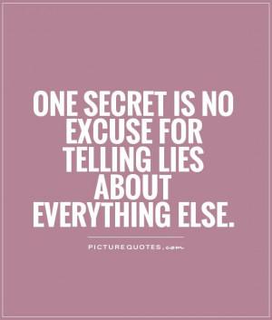 secrets and lies true words life image qoutes about secrets quotes on