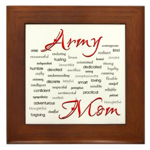 army family gifts army family living room army mom poem in words ...