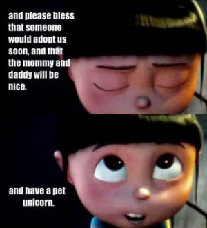 Despicable me quotes, funny, best, sayings, nice