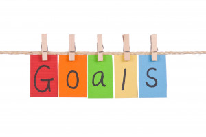 ... to walk you through steps one and two: defining goals and objectives