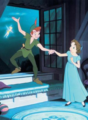 Sme. de Peter Pan y Wendy