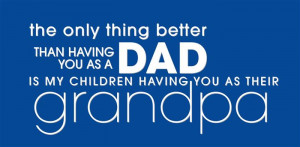 Best Funny Happy Father's Day 2015 Quotes For Grandpa