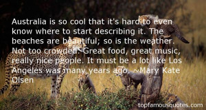Top Quotes About Cool Weather