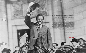 Teddy Roosevelt Quotes HD Wallpaper 3