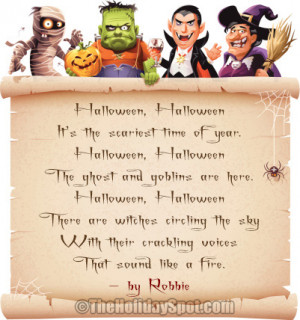 halloween poems for adults one of my favorite poems ive halloween ...