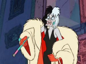 Disney Plans Cruella De Vil Film