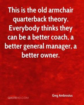 Quarterback Quotes