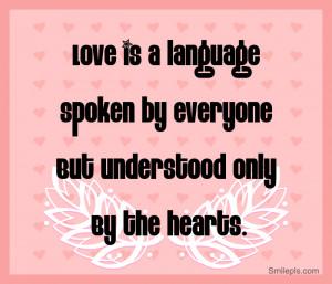 Love Language Quotes