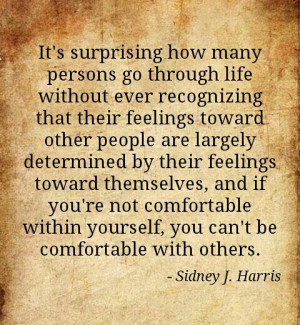ve come to the conclusion that there are a lot of unhappy people in ...