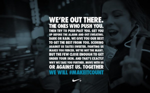 nike quotes counting makeitcount 2013 motivation sports quotes ...