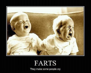 First Ever Fart Post