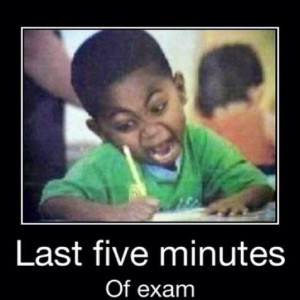 Jokes For College Final Exams