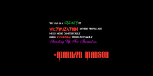 Quotes by Marilyn Manson