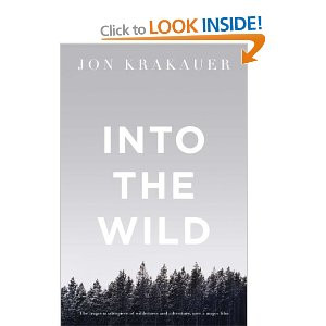 into the wild sparknotes