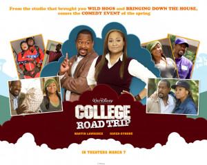 View College Road Trip in full screen