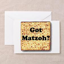 Got Matzoh? Passover Cards (Pk of 10) for