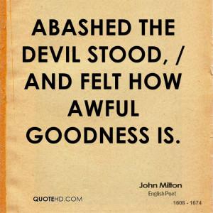 Quotes by John Milton