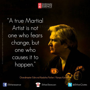 Karate-Quotes