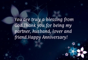 Love quotes for anniversary for him