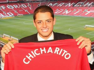 Chicharito #14 - on loan @ Real Madrid