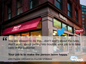 ... out the full Slideshare of the best customer service quotes below