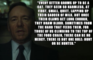 10 badass Frank Underwood quotes that prove you need to be watching ...