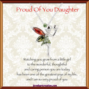 proud daughter poem | Proud of you DaughterJewels Art, Daughters ...