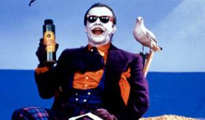 Jack Nicholson, who played Jack