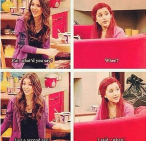 ... Funny Quotes Of Victorious, Cat Valentines Victorious, Cat Valentines