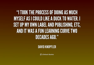 david knopfler quotes