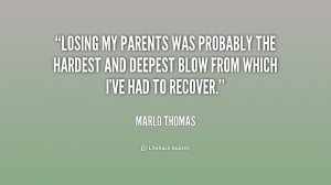 Losing father quote | Book Quotes Hub