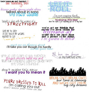 All-Time Low Quotes