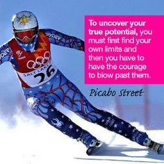 Picabo Street - Uncover your true potential. Winter Olympics ...