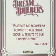 Teamwork, Group Effort and Walt Disney — an HR