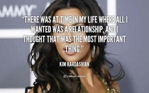 Kim Kardashian Quotes