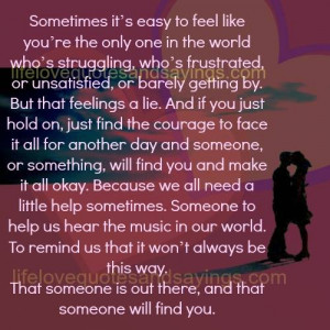 Frustrated Love Quotes and Sayings