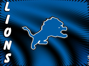 Detroit Lions Helmet Credited