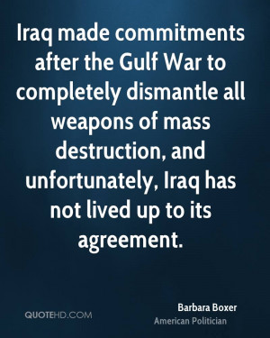 barbara-boxer-barbara-boxer-iraq-made-commitments-after-the-gulf-war ...
